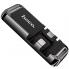Автодержатель для телефона Hoco CA77 магнитный Metal_gray