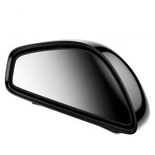Автомобильное зеркало бокового вида Baseus Large View Reversing Auxiliary Mirror Black (ACFZJ-01)