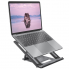 Универсальная настольная подставка для ноутбука Hoco PH37 Excellent Gray (6931474740168)
