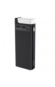 Повербанк Power Bank Hoco J62A Jove 10000 mAh Черный