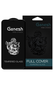 """Захисне скло на Айфон 11 Pro Max (6.5"""") Ganesh 3D Прозрачное"""