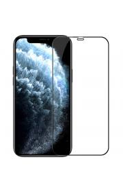 """Защитное стекло на Айфон 12 Pro Max (6.7"""")  Nillkin (CP+PRO) Прозрачный"""