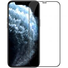 """Захисне скло на Айфон 12 mini (5.4"""") Nillkin (CP + PRO) Прозорий"""