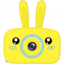 Детская фотокамера Baby Photo Camera Rabbit Желтый