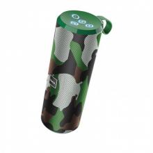 Колонка Hoco BS33 Bluetooth Voice sports Camouflage Green