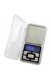 Электронные кухонные весы Domotec 500 г Светло-серый