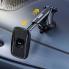 Держатель для телефона с беспроводной зарядкой Hoco CA75 магнитный Черный
