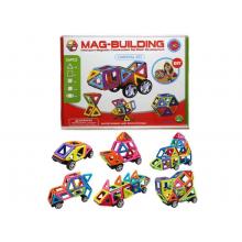 Магнитный конструктор Mag Building на 36 деталей