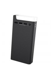 Повербанк портативное зарядное устройство Power Bank Hoco J62 Jove 30000 mAh Черный