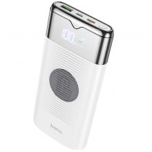 """Повербанк портативное зарядное устройство Power Bank Hoco J63 """"Velocity"""" PD+QC3.0 с БЗУ 10000 mAh Белый"""