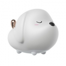 Настольный светильник - Ночник Baseus Cute Series Doggie Белый