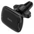 Автомобильный держатель телефона Hoco CA65 магнитный Черный