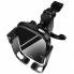 Автодержатель с беспроводной зарядкой Baseus Rock-Solid Electric Holder Черный