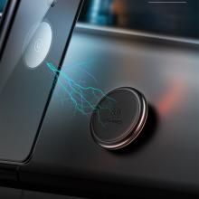Держатель автомобильный USAMS US-ZJ050 Dashboard Magnetic Car holder Lead-Tu series Черный