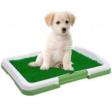 """Лоток для щенков Puppy Potty Pad горшок трава верхний слой """"травка""""задерживает неприятные запахи"""
