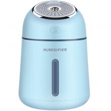Увлажнитель воздуха LITTLE Q с арома-диффузором (lamp+fan) Бирюзовый