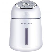 Увлажнитель воздуха LITTLE Q с арома-диффузором lamp+fan Белый
