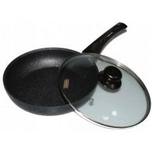 Алюмінієва сковорода з антипригарним покриттям Frying Pan Wimpex WX2405 (Teflon) 24 см