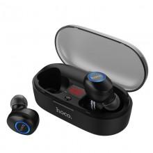 Беспроводные наушники Bluetooth гарнитура HOCO ES24 Bluetooth-подключение 5.0 Черный