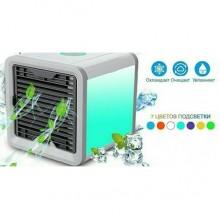 Портативный кондиционер 4в1 Rovus Arctic Air, JRGK охладитель и увлажнитель воздуха, мобильный кондиционер Белый
