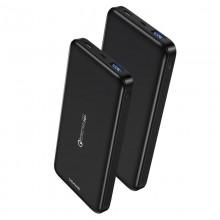 Портативное зарядное устройство Power bank Usams US-CD92 PB30 QC3.0+PD Fast Charging (10000mAh)
