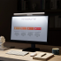 LED лампа Baseus для ПК монитора I-Wok Stepless Dimming Screen Hanging Белый