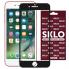 """Защитное стекло для Apple iPhone (Айфона) 7 / 8 / SE SKLO 3D 2020 (4.7"""") Черный"""