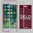 """Защитное стекло для Apple iPhone (Айфона) 7 / 8 / SE SKLO 3D 2020 (4.7"""")  Белый"""