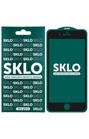 """Защитное стекло для Apple iPhone 7 / 8 / SE SKLO 5D (2020) (4.7"""") Черный"""
