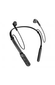 Вакуумные наушники беспроводные для телефона Baseus Encok Neck Hung S16 Black