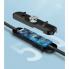 Вакуумные наушники беспроводные для телефона Baseus Encok S30 Black