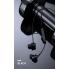Вакуумные наушники беспроводные для телефона Joyroom JR-D3S Dual battery Black