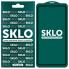 """Защитное стекло для Apple iPhone (Айфона) 12 Pro / 12 (6.1"""") SKLO 5D Черный"""