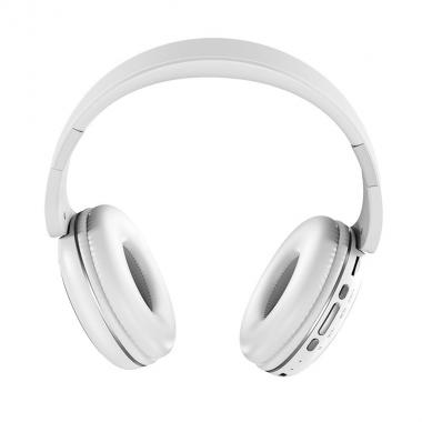 Наушники беспроводные для телефона Hoco W23 Белый