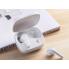 Наушники  беспроводные Joyroom JR-TL6 TWS подключение к гаджету через Bluetooth White