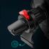 Автодержатель  Usams с беспроводным зарядным устройством US-CD132 Черный