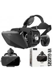 Очки Hoco DGA03 виртуальной реальности VR 3D  для смартфона  Black